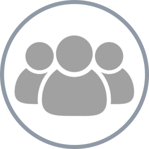 Icon- group of 3, animated